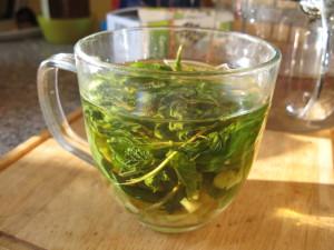 Čaj na migrénu