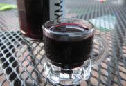 likér z černého bezu a jeřabin1